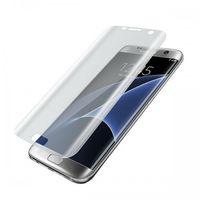 Folie Bronata de Protectie Samsung Galaxy S7 EDGE