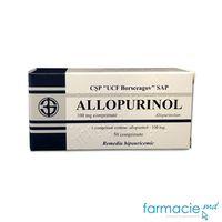 Аллопуринол-BHFZ, табл. 0,1 г N50