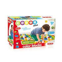 Constructor colorat, 56 buc  cod 41454