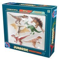 D-Toys Игровой набор Jurassic Adventures