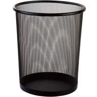 DELI Корзина для мусора DELI Quali сетка D23.4х27см черная