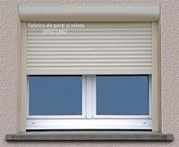 Роллеты на окна в Молдове, механические с монтажом (ширина 1,8 метра, высота 1,8 метра)