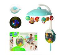 Карусель для кровати с проектором Hola Toys