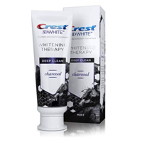 Crest 3d white Whitening therapy - CHARCHOAL