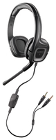 PLANTRONICS AUDIO 355, чёрный