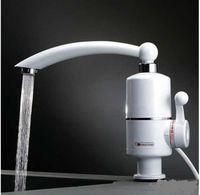 Кран водонагреватель электрический  3кв/час.