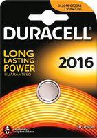 Батарейка Duracell Lithium 2016