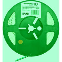 (1) Светодиодная лента (4.8W) NLS-3528G60-4.8-IP20-12V-Pro R5 цена/1m