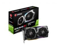 MSI GeForce GTX 1660 GAMING X 6G /  6GB DDR5, 192Bit