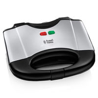 RUSSELL HOBBS 17936-56/RH Cook at Home Sandwich Maker, серебристый