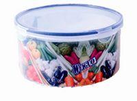 Емкость для хранения продуктов 17см (кругл)