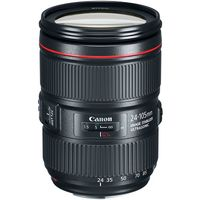 Canon EF 24-105 mm f/4.0 L IS II USM, Zoom Lens