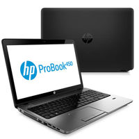 "HP ProBook 450 Matte Silver AIuminum, 15.6"" FullHD (Intel® Core™ i3-7100U 2.40GHz, 4GB DDR4 RAM, 500GB HDD, Intel® HD Graphics 520, DVDRW, CardReader, Wi-Fi-AC, BT4.0, HDMI, VGA, 3cell, 2.0MP HD Webcam, FingerPrint, RUS, DOS, 2.04kg)"