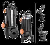 Дренажный фекальный электронасос с измельчителем Pedrollo TRITUS TRm1.1 1.1 кВт