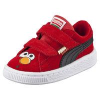 Puma Suede Sesame Str Elmo Kids