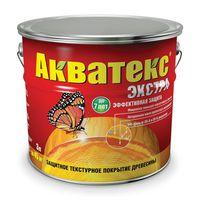 Акватекс Лак Акватекс Экстра Красный 3л