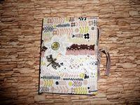 Дневник с стрекозой