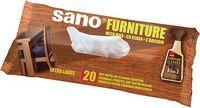 Sano Furniture Wipes Șervețele umede pentru mobilă (20 buc)