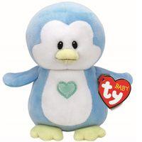 Ty Twinkles Blue Penguin 17cm (TY32158)