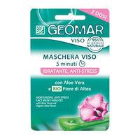 Geomar - Увлажняющая маска для лица с алоэ вера