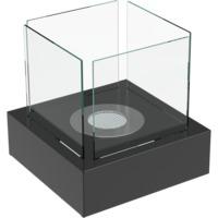Биокамин - TANGO 3 черный настольный/напольный
