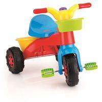 Трехколесный велосипед, разноцвет., код  41501