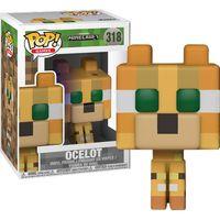 Funko Pop Games: Minecraft, Ocelot