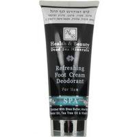 Освежающий крем-дезодорант для ног мужской Health & Beauty 200 мл