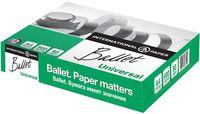 Бумага BALLET Universal А3, 80г/м2, 500 листов
