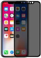 Защитное стекло Nillkin Apple iPhone XS/X 3D AP + Max Privacy