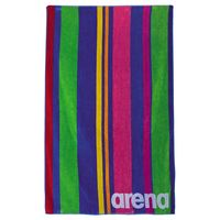 Полотенце arena BIG STRIPES TOWEL