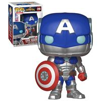 Funko Pop Games: Marvel Contest of Champions, Civil Warrior