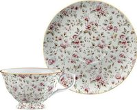 English Room Ditsy Floral White (CU3744)