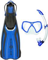 Aqualung Set Amika Blue L/XL (112520)