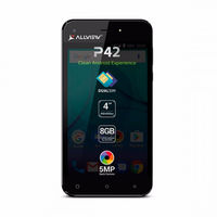 Allview P42, Black