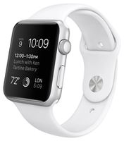 Apple Watch 42mm Sport White