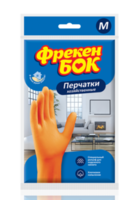 Перчатки хозяйственные Фрекен Бок, M