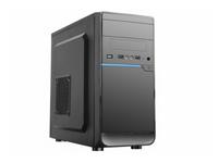 Case mATX 500W HPC D-08