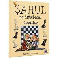 Шахматы о значении детей (ro)- Сабрина Шеваннес