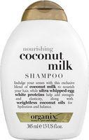 OGX шампунь питательный с кокосовым молоком, 385 мл