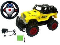 Машина Jeep на Р/У 1:14