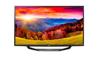 TV LED LG 49LH510V, Black