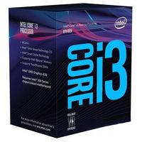 CPU Intel Core i3-8100 3.6Hz - Box