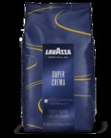 Кофе Lavazza Super Crema 1кг (зерно)