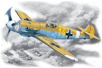 48105 Bf 109F-4z / Trop, немецкий истребитель