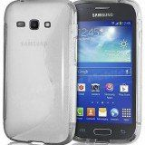 JZZS Case Galaxy Ace 3, Transparent
