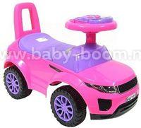 Baby Mix UR-HZ613W PINK Машина детская