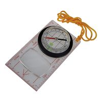 Компас AceCamp Fluorescent Map Compass 112x62 mm, 3116
