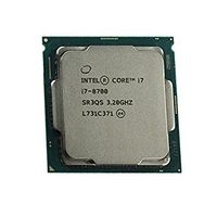 Intel Core i7-8700 3.2-4.6GHz Tray