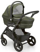 CAM коляска Dinamico Stone 17 T703/T897TV90 зеленый